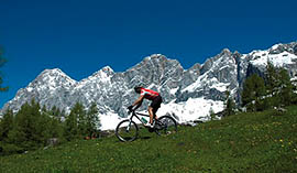 Okruh alpskou krajinou