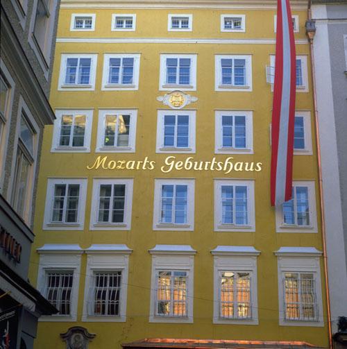 Mozartův dům