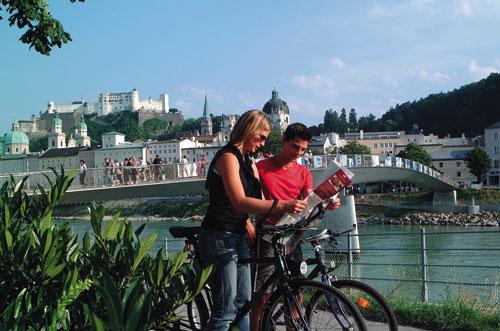 Ráj pro cyklisty